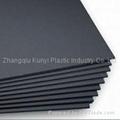 High Quality Waterproof Black PVC Foam