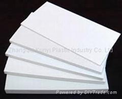 High Quality Waterproof PVC Foam Board Sheet