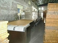 Tunnel type carboard microwave dehydration machine-wood dryer equipment