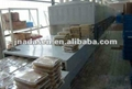 Industrial continuous microwave fast