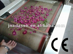 Microwave chrysanthemum tea drying machine-tea microwave dryer equipment