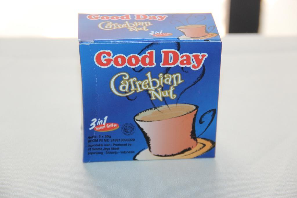 GoodDay印尼进口速溶咖啡 1