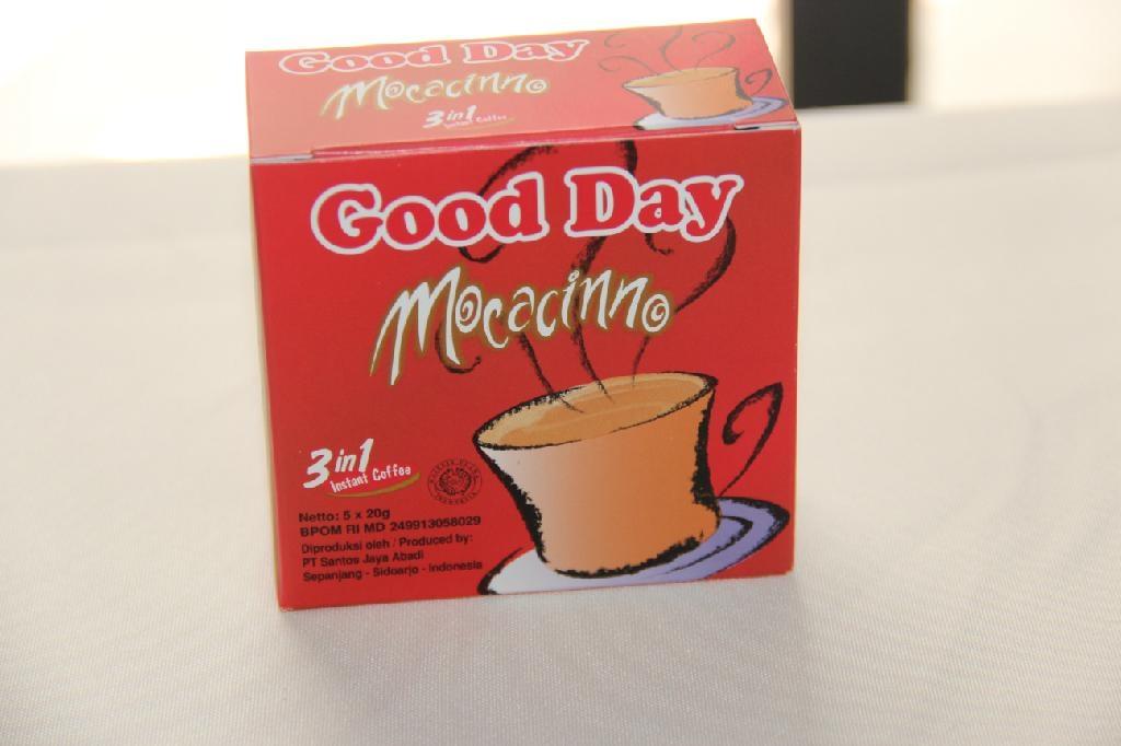 GoodDay印尼进口速溶咖啡 2