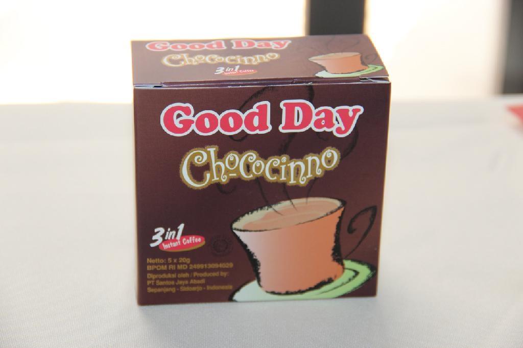 GoodDay印尼进口速溶咖啡 3