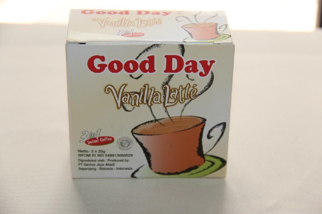 GoodDay印尼进口速溶咖啡 5