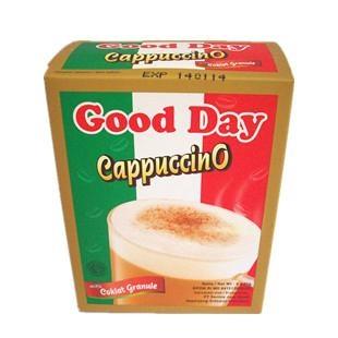GoodDay印尼进口卡布奇诺口味速溶咖啡 2