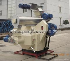 Wood pellet mill Plant