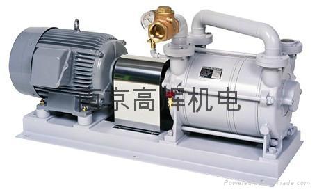 日本樫山工業kashiyama真空泵KMB 2