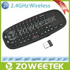 Mini USB Keyboard For Ipad Wireless Keyboard With Touchpad