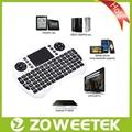 2.4G Ultra Mini Wireless Keyboard with