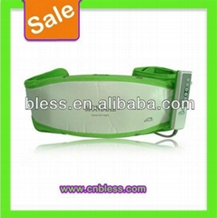 two motors waist slimming belt,vibrating slim belt