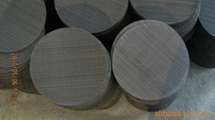 balck iron wire cloth