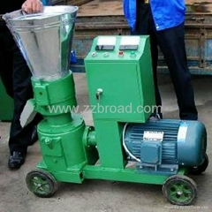 small automatic wood pellet machine