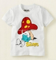 girl T shirt with short sleeve