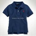 polo boy T shirt with short sleeve