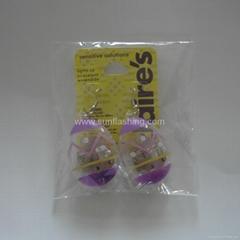 Easter egg earring