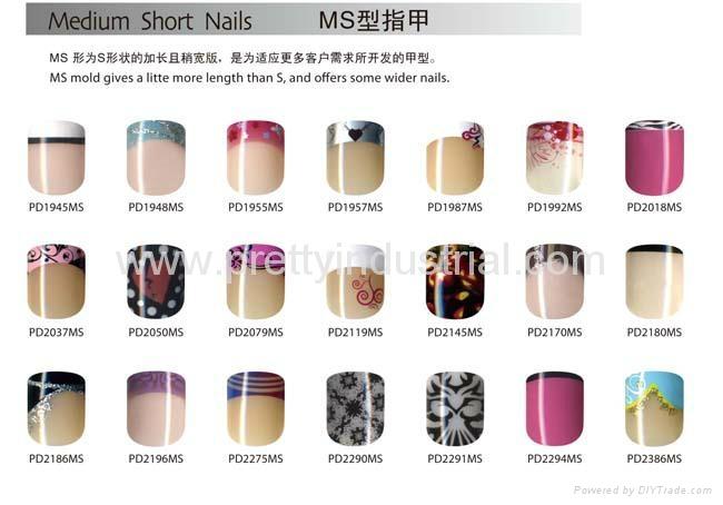 Latest Pretty Woman Fashion Nails Supplier 1