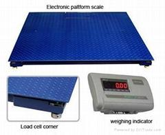 Digital Floor Scale