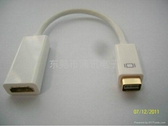 dp to hdmi cables