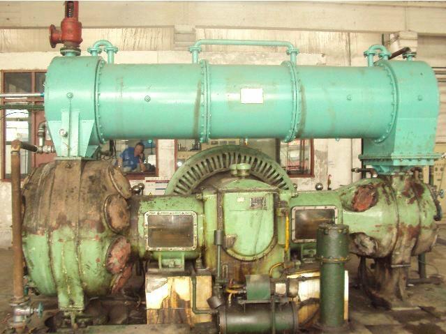 往復式無油潤滑空氣壓縮機 5