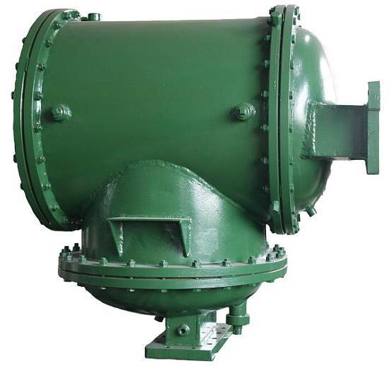 大型空壓機冷卻器 2