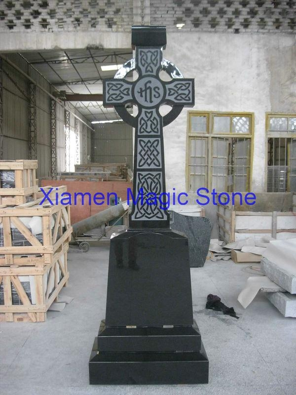 Black Cross Headstones Celtic Cross Monumnets Mgs Cross