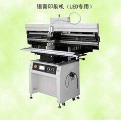 |LED灯条印刷机|锡膏印刷机|SMT印刷机