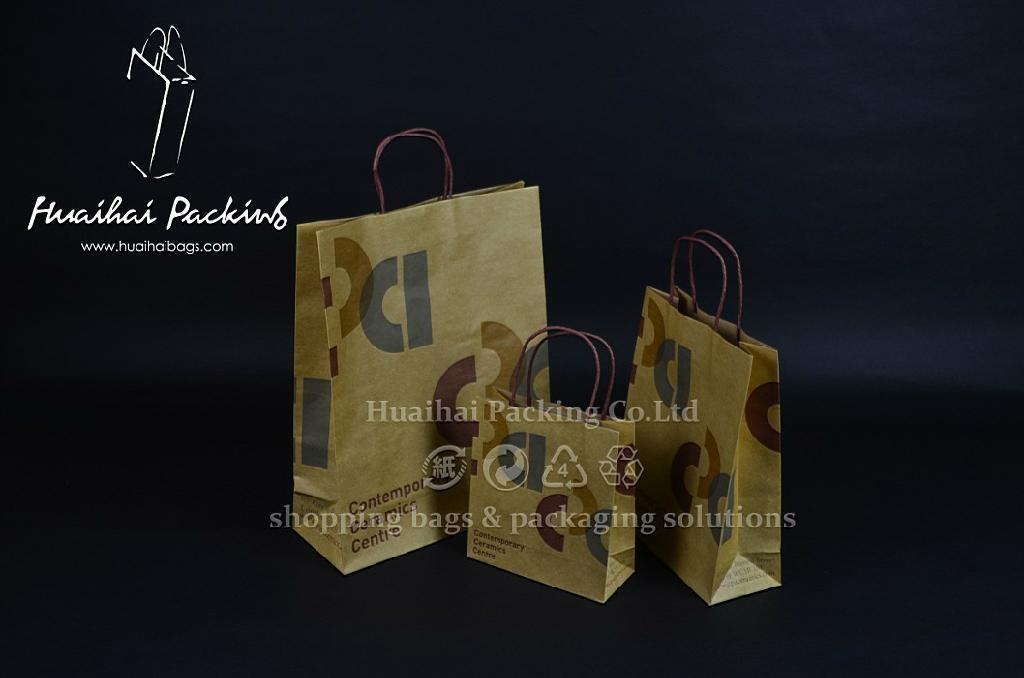 机制牛皮纸袋 1