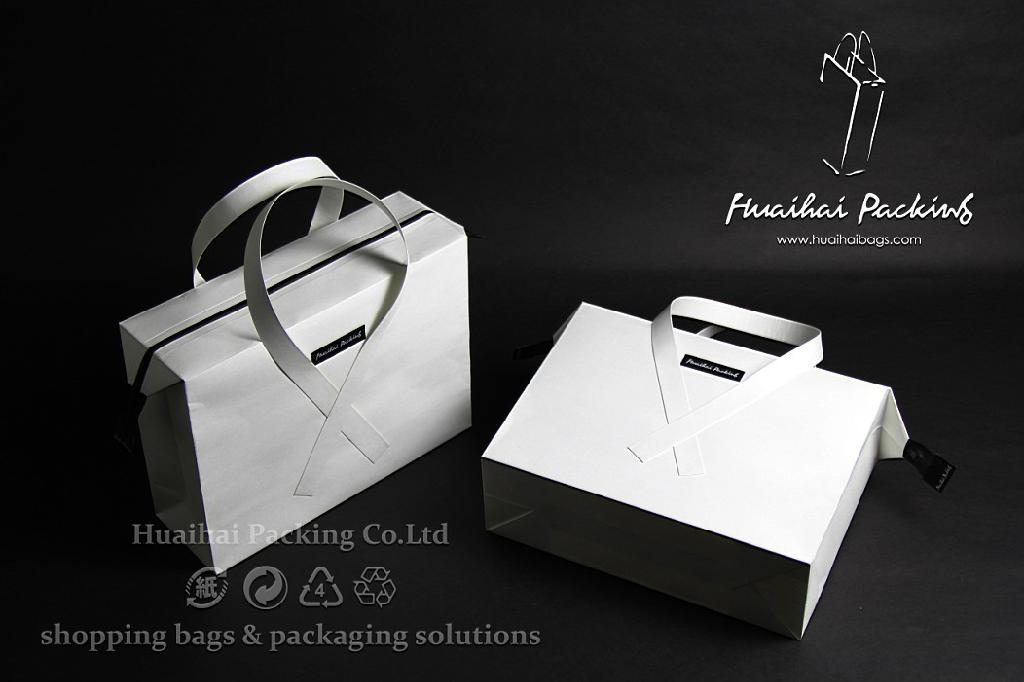 服裝設計購物紙袋 1