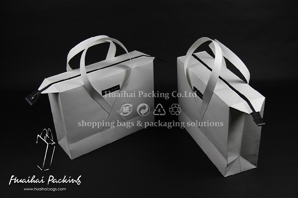服裝設計購物紙袋 3