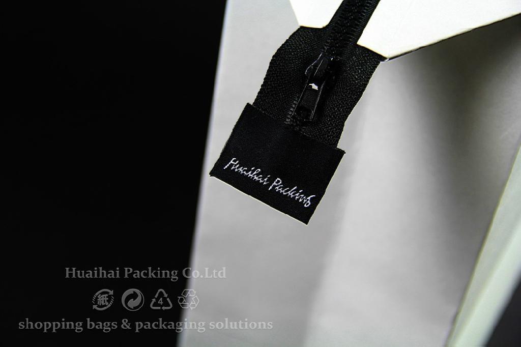 服裝設計購物紙袋 5