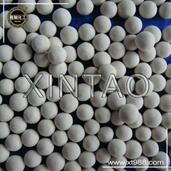 China manufacture 1.7~2.5mm sphere molecular sieve 3A