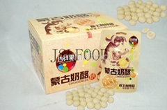 milk flavour puffing candy