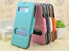 New Arrival Samsung Galaxy S4 Genuine Leather case