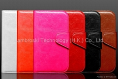 Samsung Galaxy S4 Leather case OEM order is okay