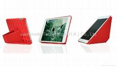 New Apple New iPad 2 ipad 3 ipad 4 Genuine Leather case