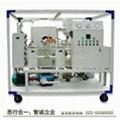 雙級真空濾油機 2