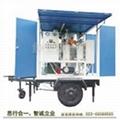 拖車式濾油機
