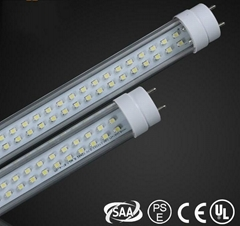 best quality  Led T8 Tube 1.5M 20W 3528 SMD warm white cool whiteCE ROHS
