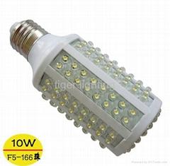 Hot sale E27 E14 B22 10w led corn light 5mm dip with CE RoHS LED spotlight