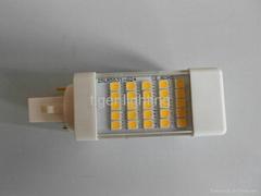 LED Plug light Led Cron Lihgt Led Bulb  E27 G24 G23 B22 5W SMD5050