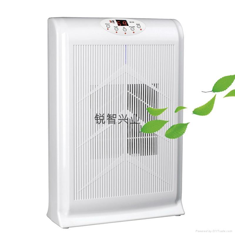 負離子空氣淨化機 1