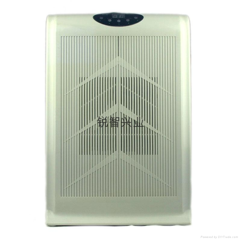 負離子空氣淨化機 2