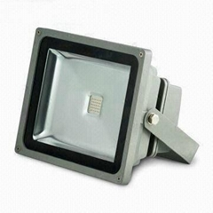 50W high power  outdoor LED flood light