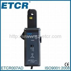 ETCR007AD AC/DC Clamp Leakage Current Sensor