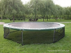 14ft Trampoline With Sleev