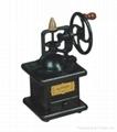 Manual wood coffee machine mill 3