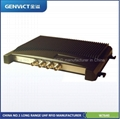 Multi-channel UHF RFID reader long range