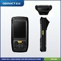 New RFID Barcode Fingerprint Scanner