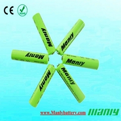 AA 600mAh 1.2V Rechargeable Ni-MH Battery
